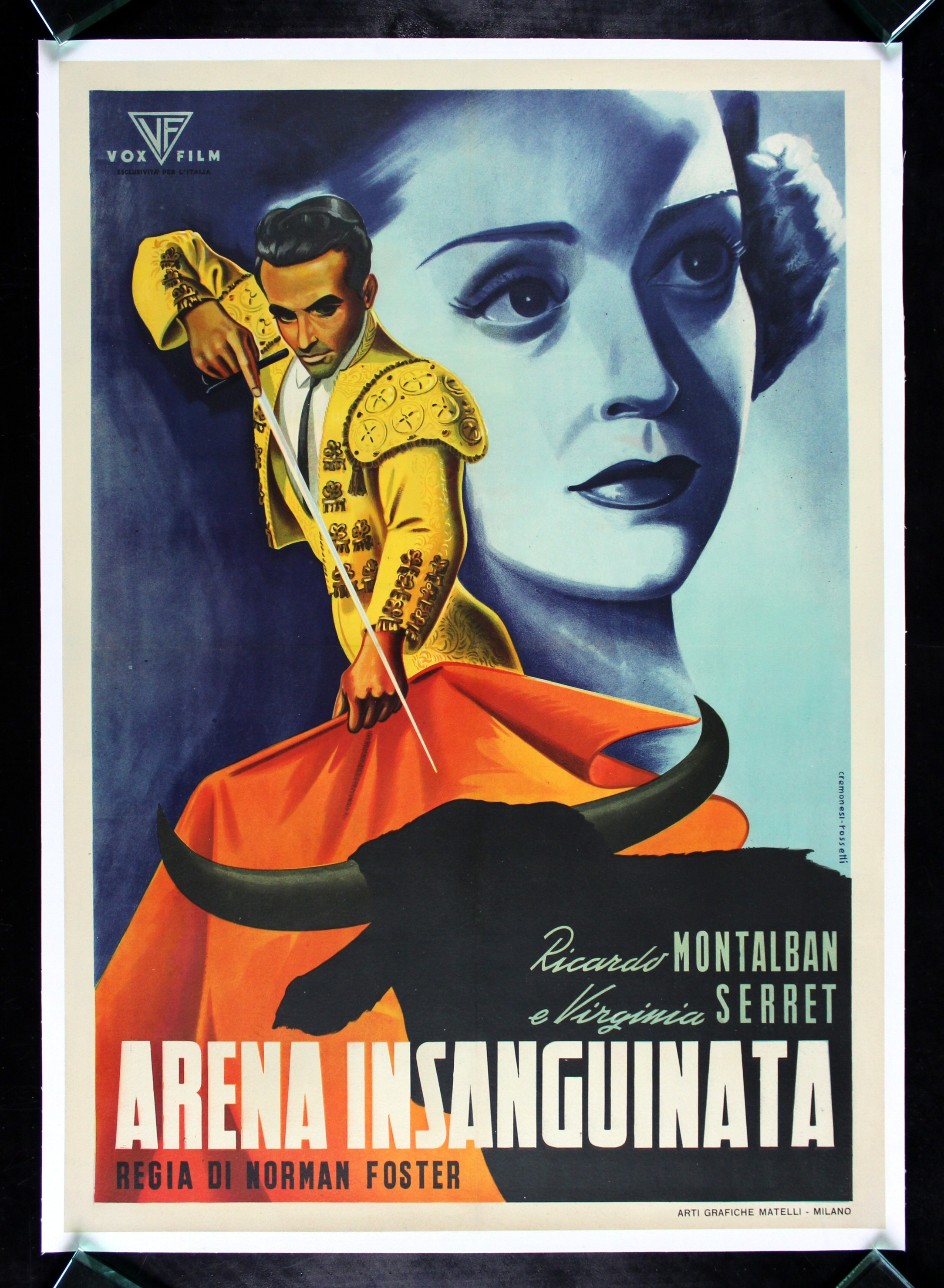 Cinemasterpieces vintage movie posters