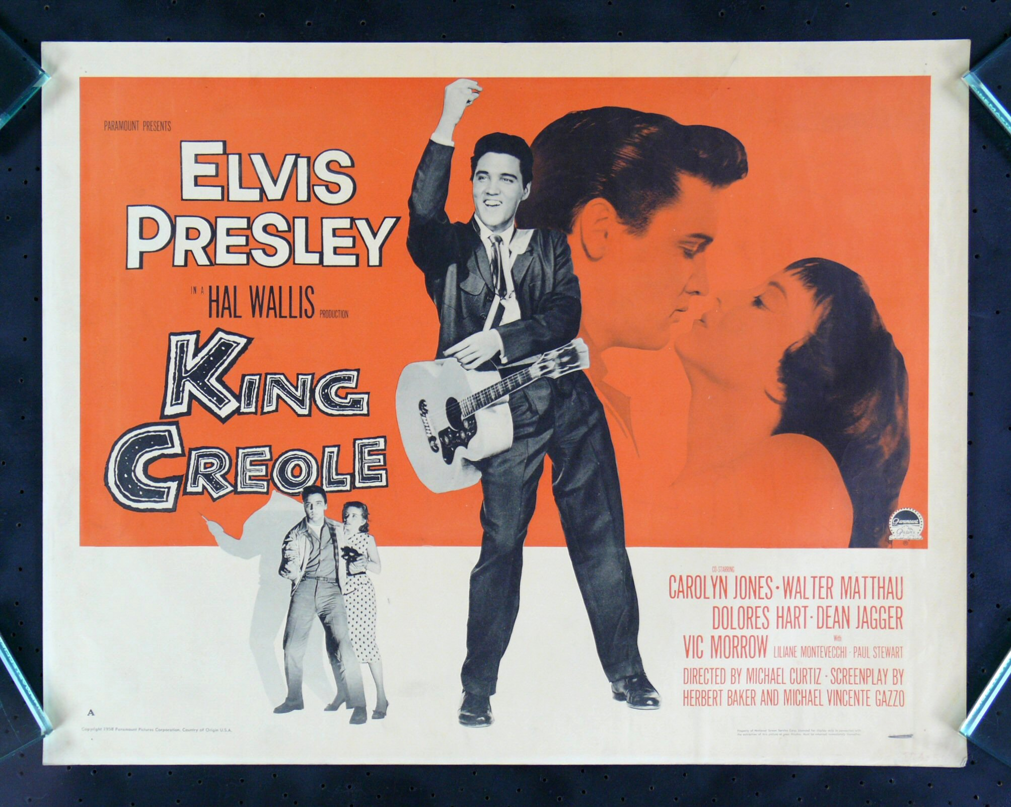 Original elvis presley movie posters