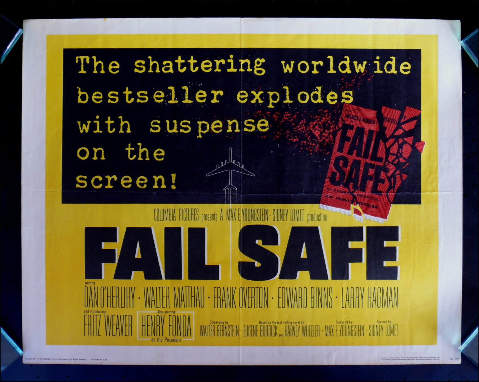 a review of fail safe film Fail safe is a tense and suspenseful piece of filmmaking dealing with the frightening implications of accidental nuclear warfare it faithfully translates on the screen the power and seething.